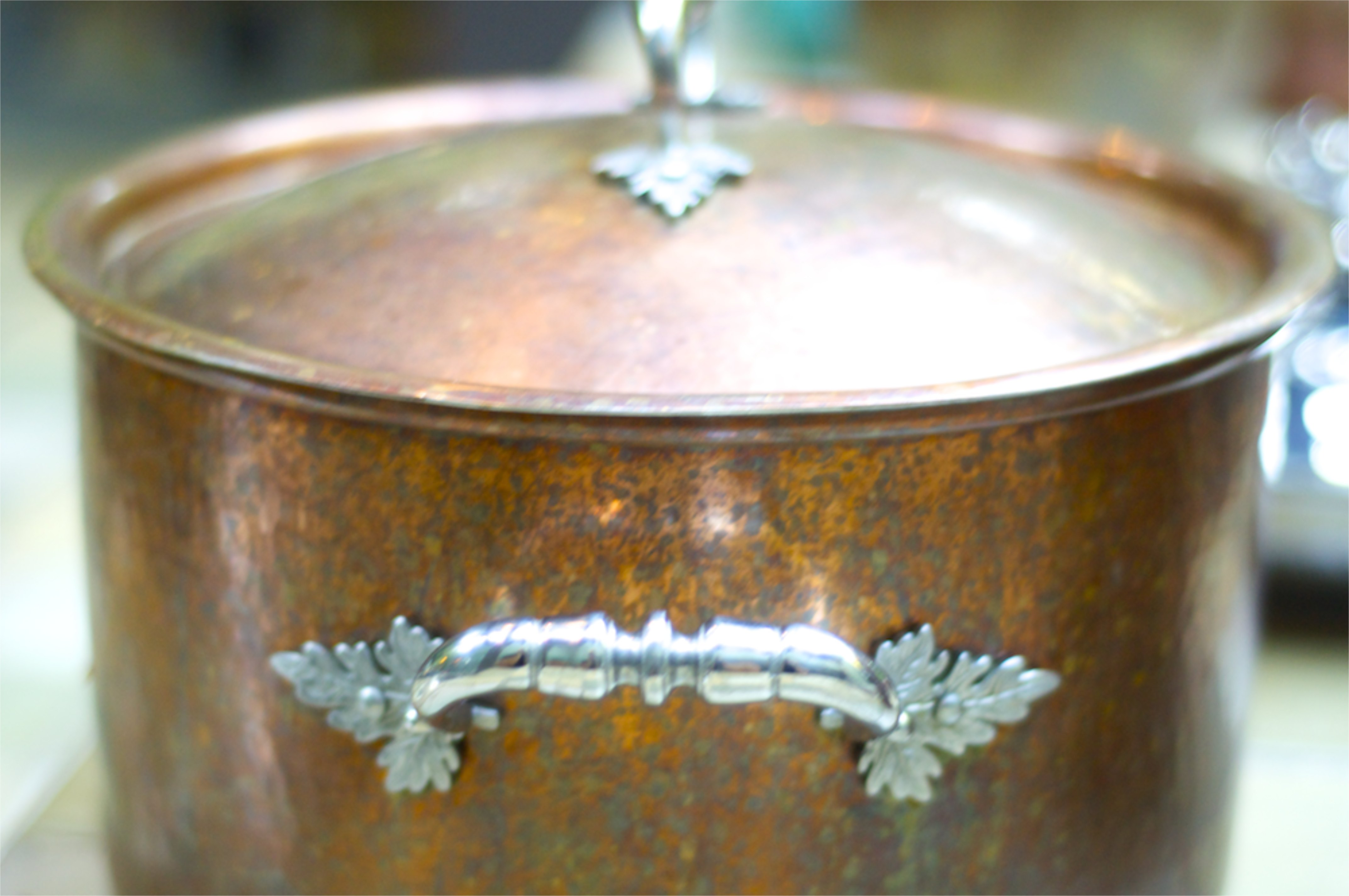 ruffoni stock pot - Copper Pots