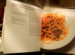 bucatini recipe